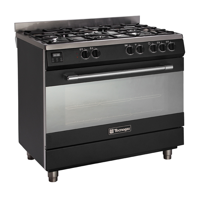 Pianos de cuisson 90 60 luxe tecnogasthe strong design for Piano de cuisine professionnel
